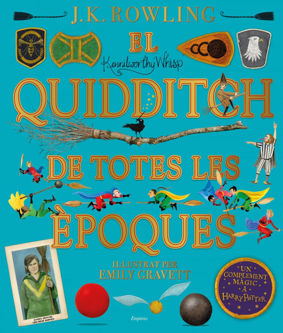 El quidditch de totes les èpoques (il·lustrat)