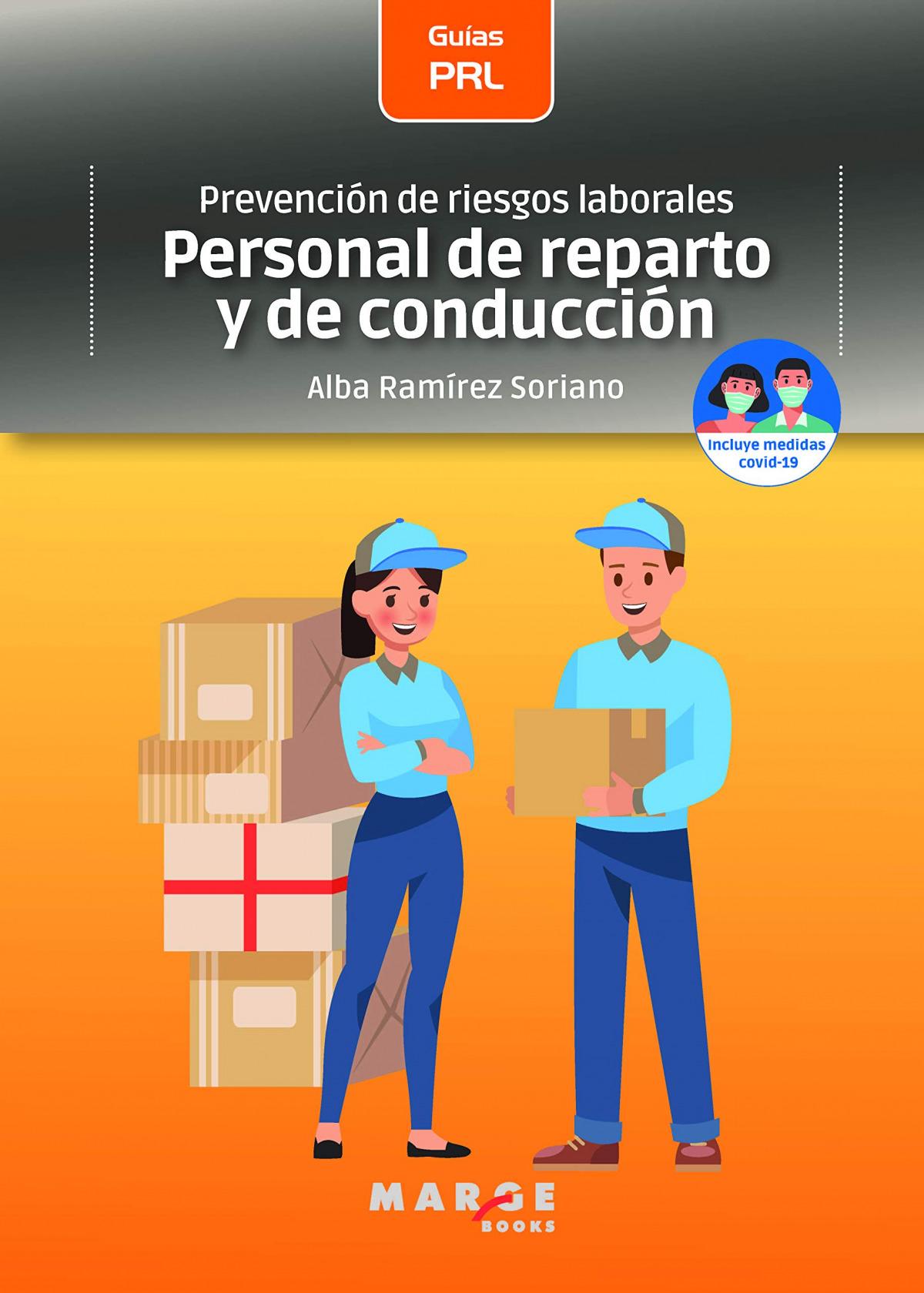 Prevención de riesgos laborales: Personal de reparto y de conducc