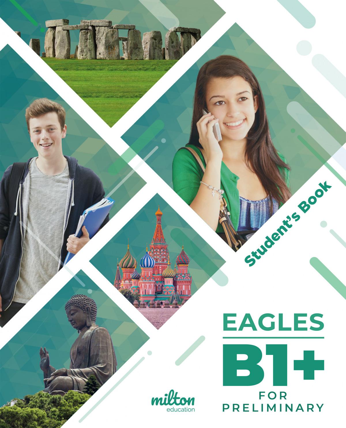 English B1+ eagles Student's Book