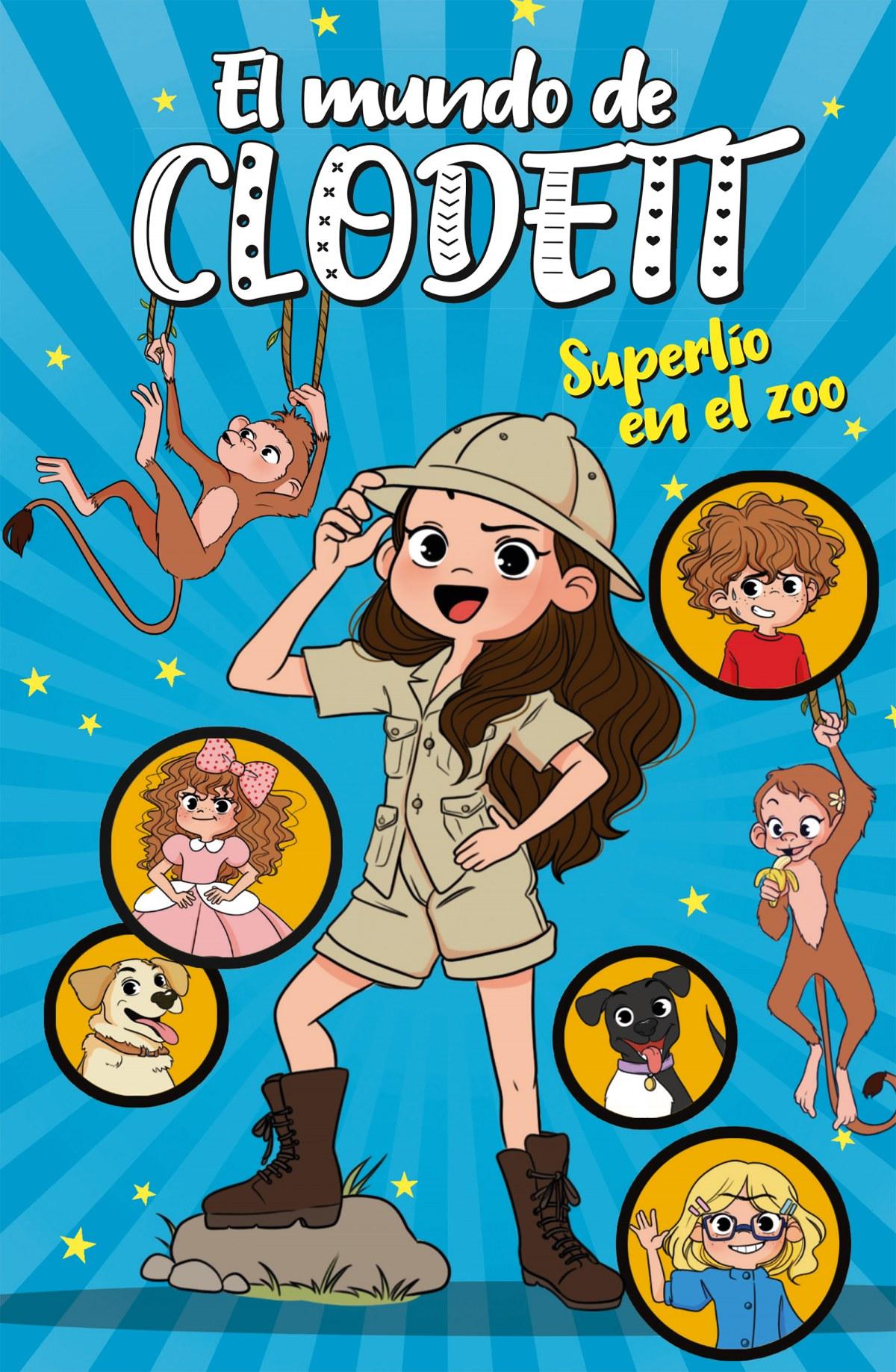 Superlío en el zoo 9788417922382