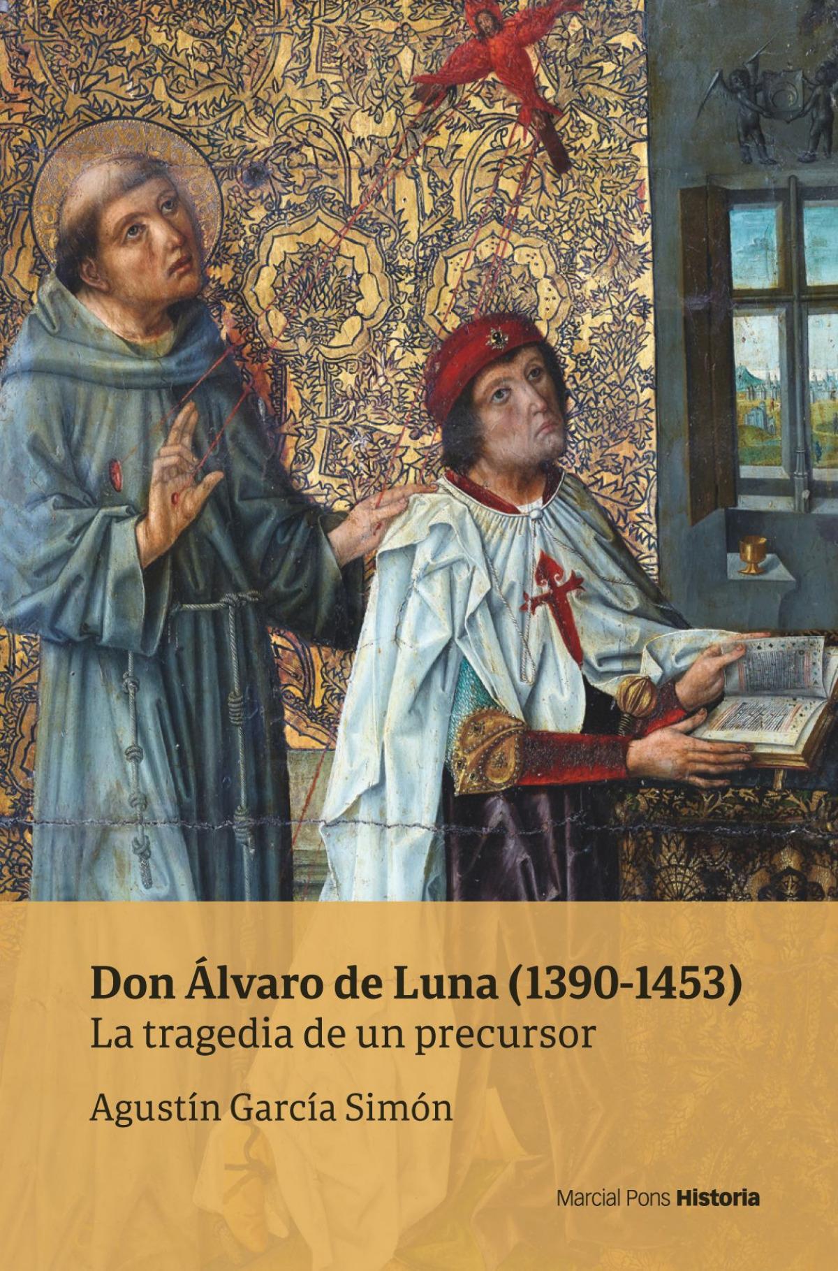 Don Álvaro de Luna (1390-1453)