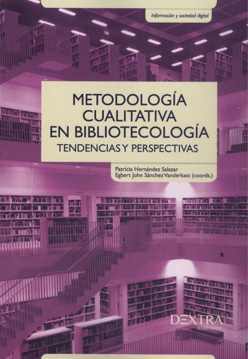 METODOLOGÍA CUALITATIVA EN BIBLIOTECOLOGÍA