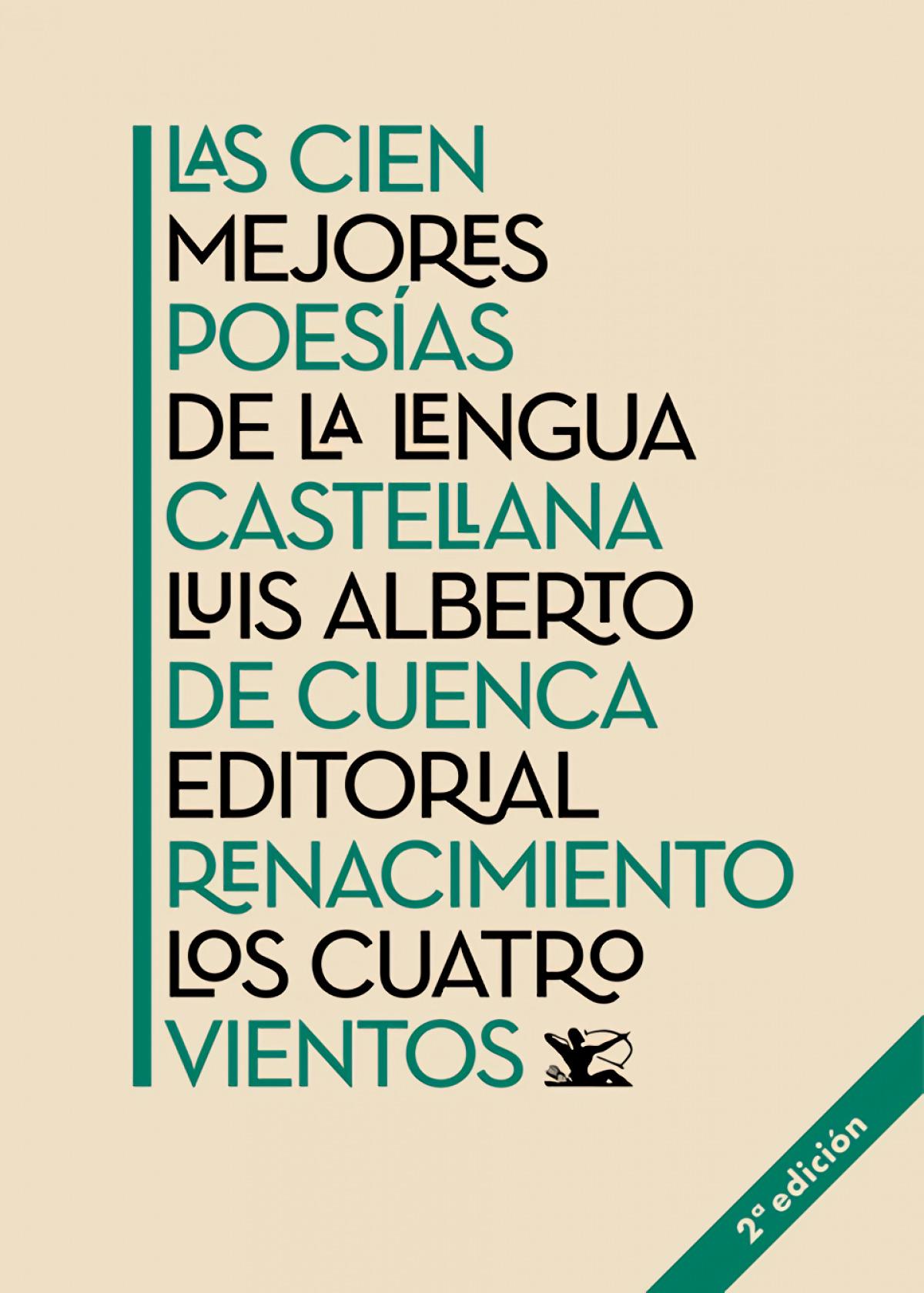Las cien mejores poesías de la lengua castellana