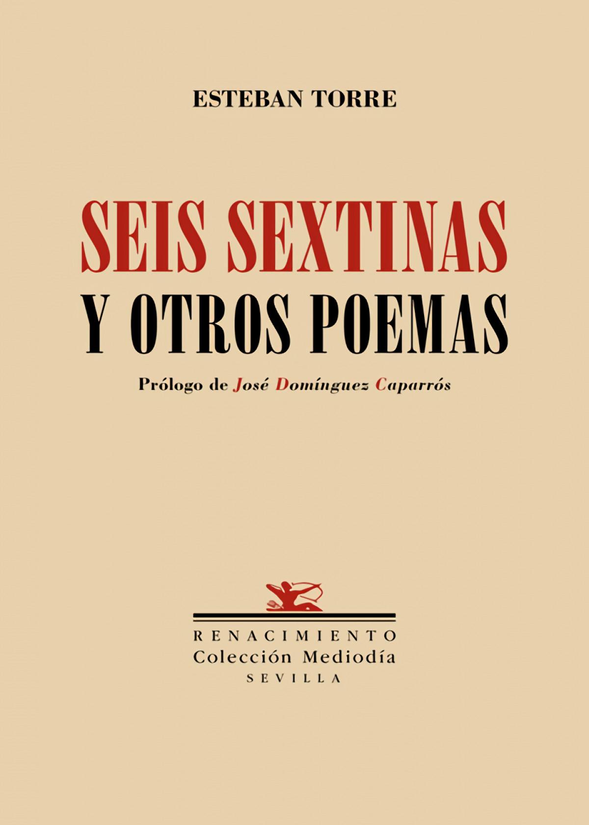 Seis sextinas y otros poemas
