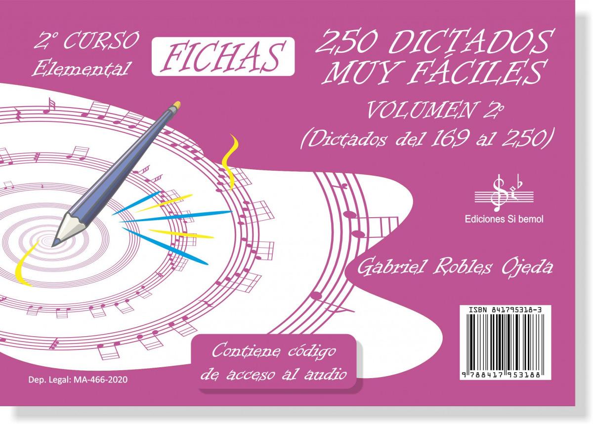250 DICTADOS MUY FÁCILES VOLUMEN 2