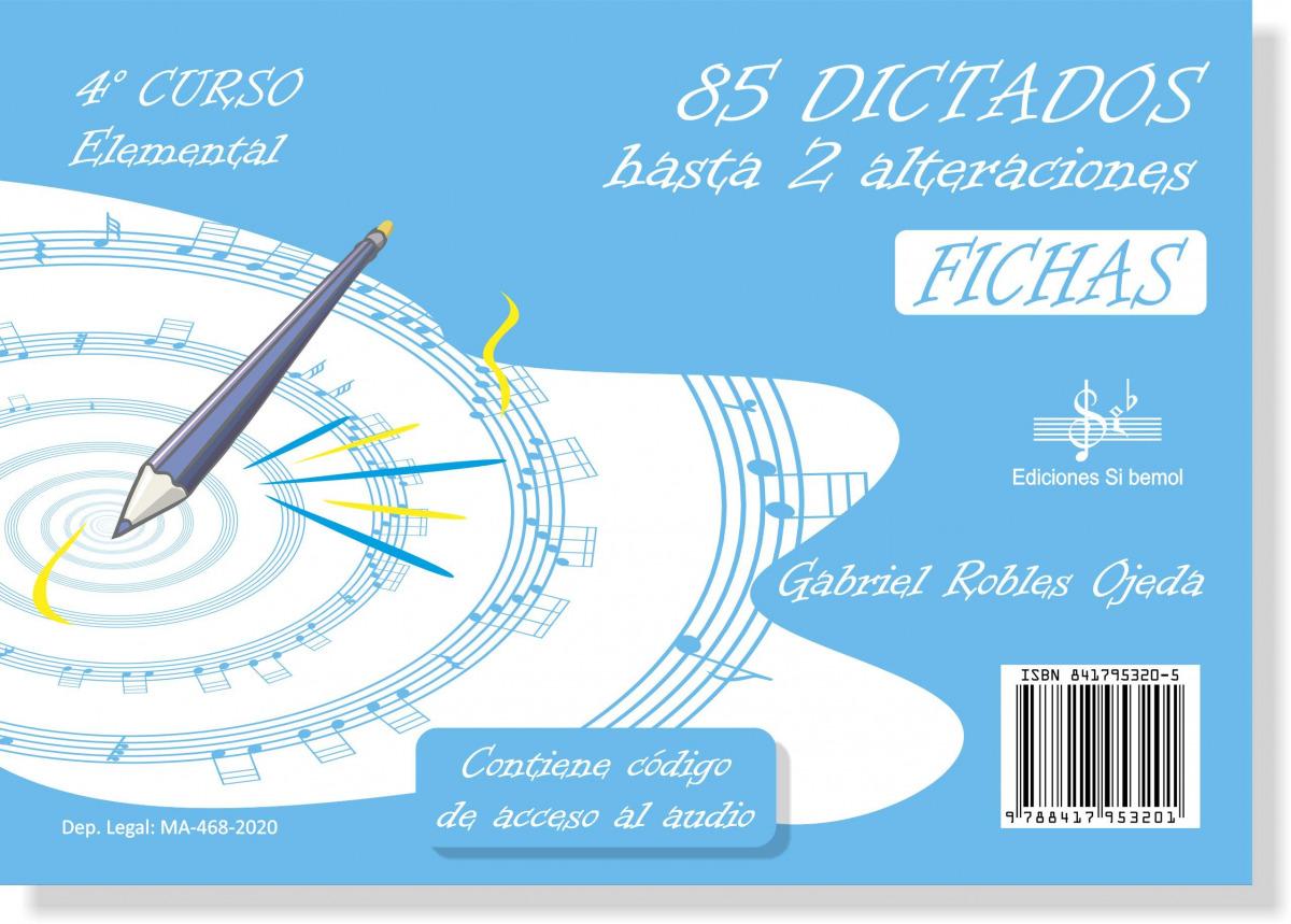 85 DICTADOS HASTA DOS ALTERACIONES