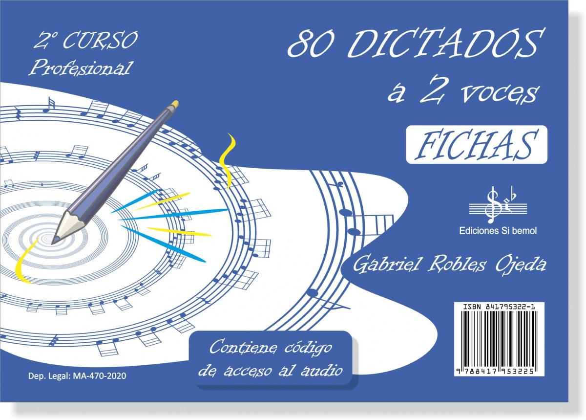 80 DICTADOS A DOS VOCES