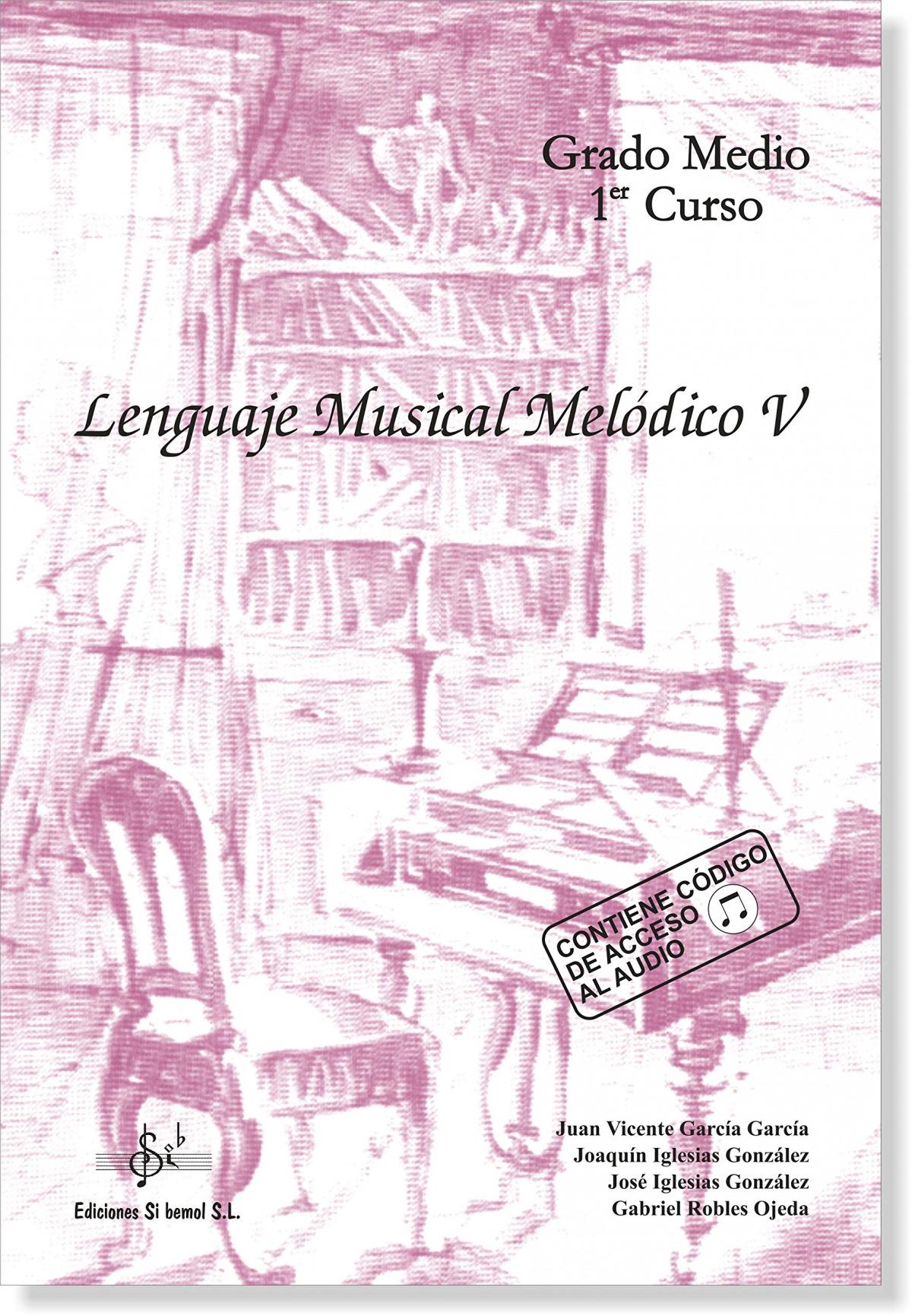 LENGUAJE MUSICAL MELÓDICO 5