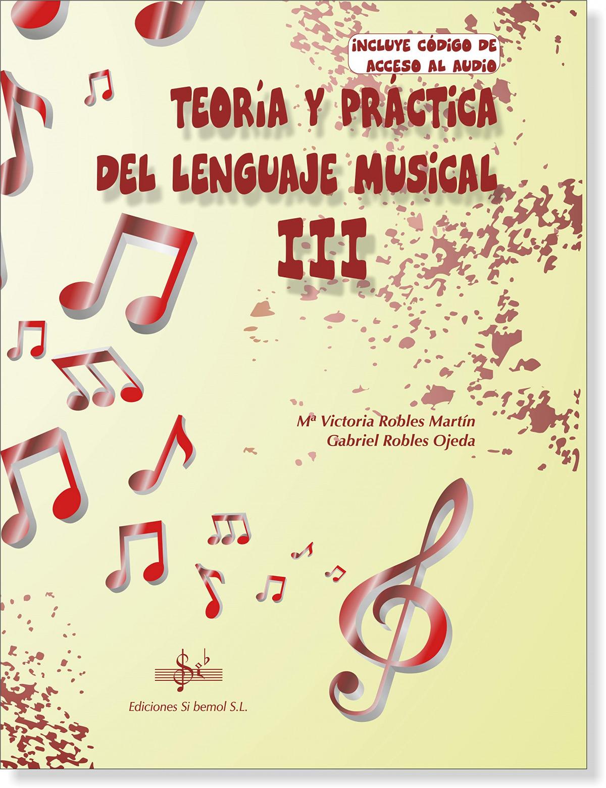 TEORIA Y PRÁCTICA DEL LENGUAJE MUSICAL 3