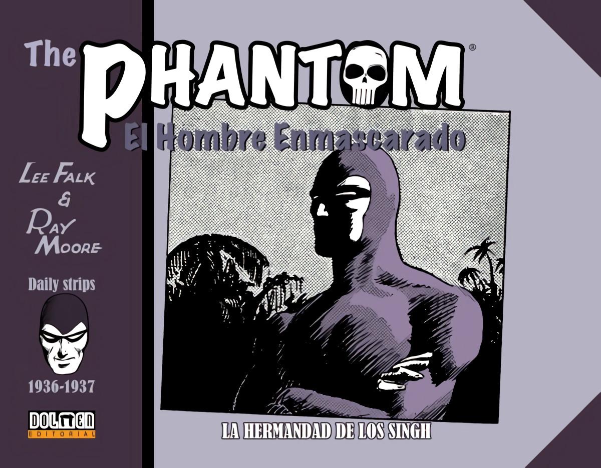 THE PHANTOM. EL HOMBRE ENMASCARADO 07 1936-1938