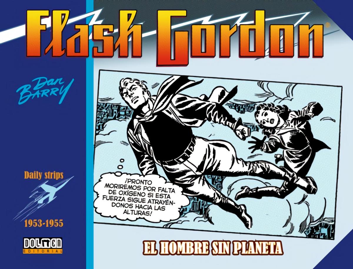 Flash gordon. el hombre sin planeta 1953-1955 (daily strips)