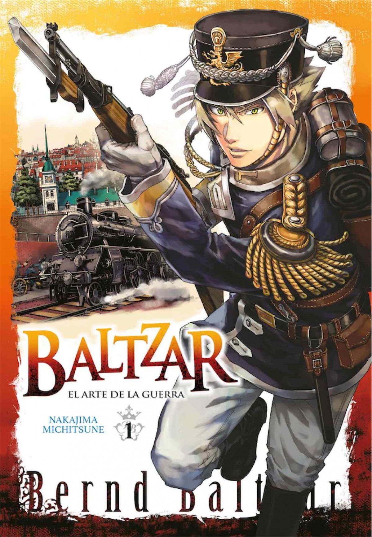 BALTZAR: EL ARTE DE LA GUERRA 01