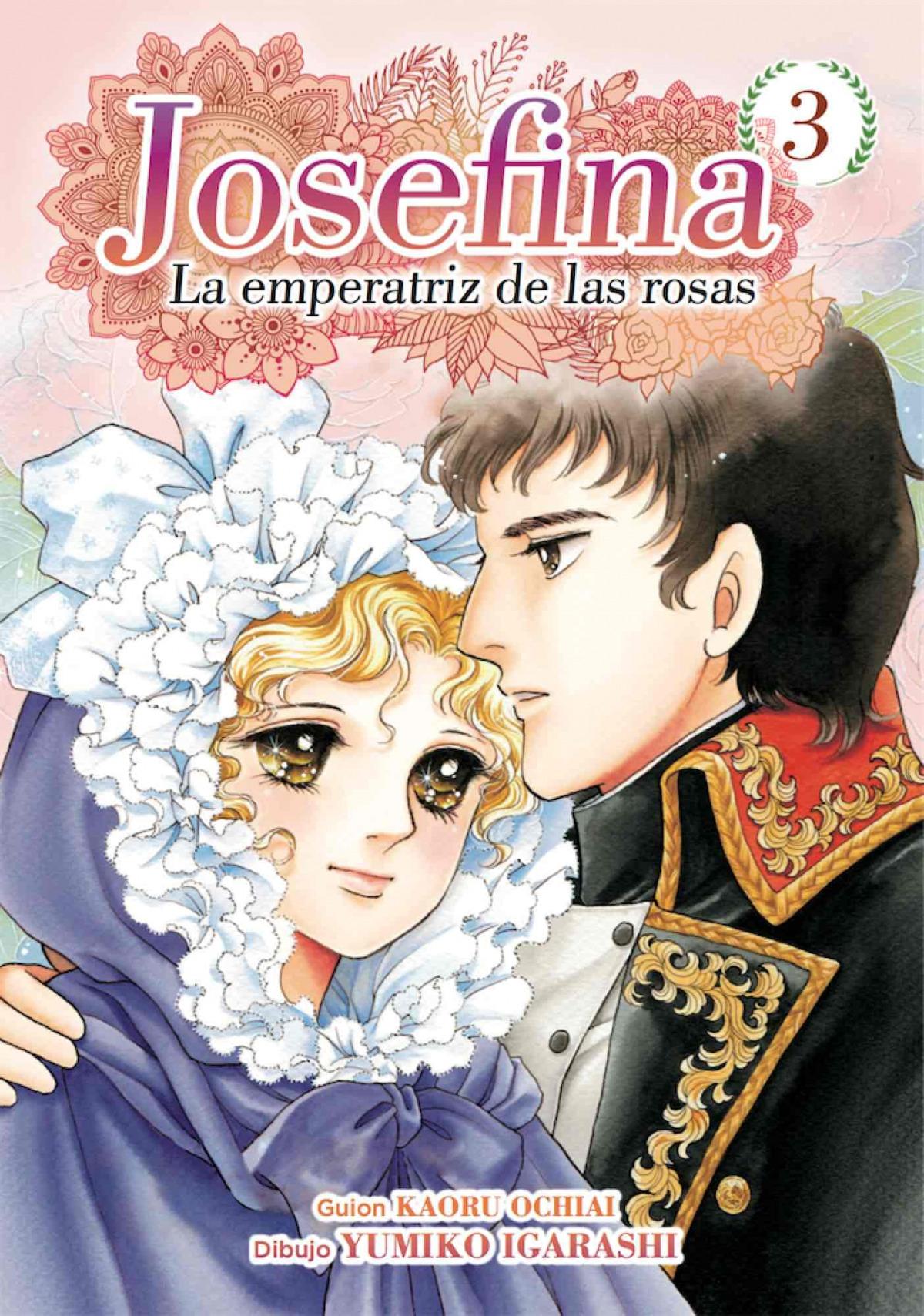 JOSEFINA: LA EMPERATRÍZ DE LAS ROSAS 03
