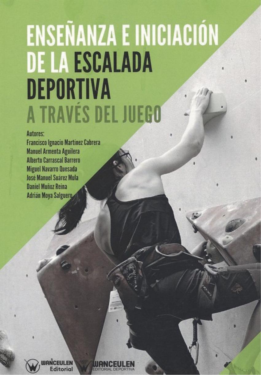 ENSEÑANZA E INICIACIÓN DE LA ESCALADA DEPORTIVA A TRAVÈS DEL JUEGO