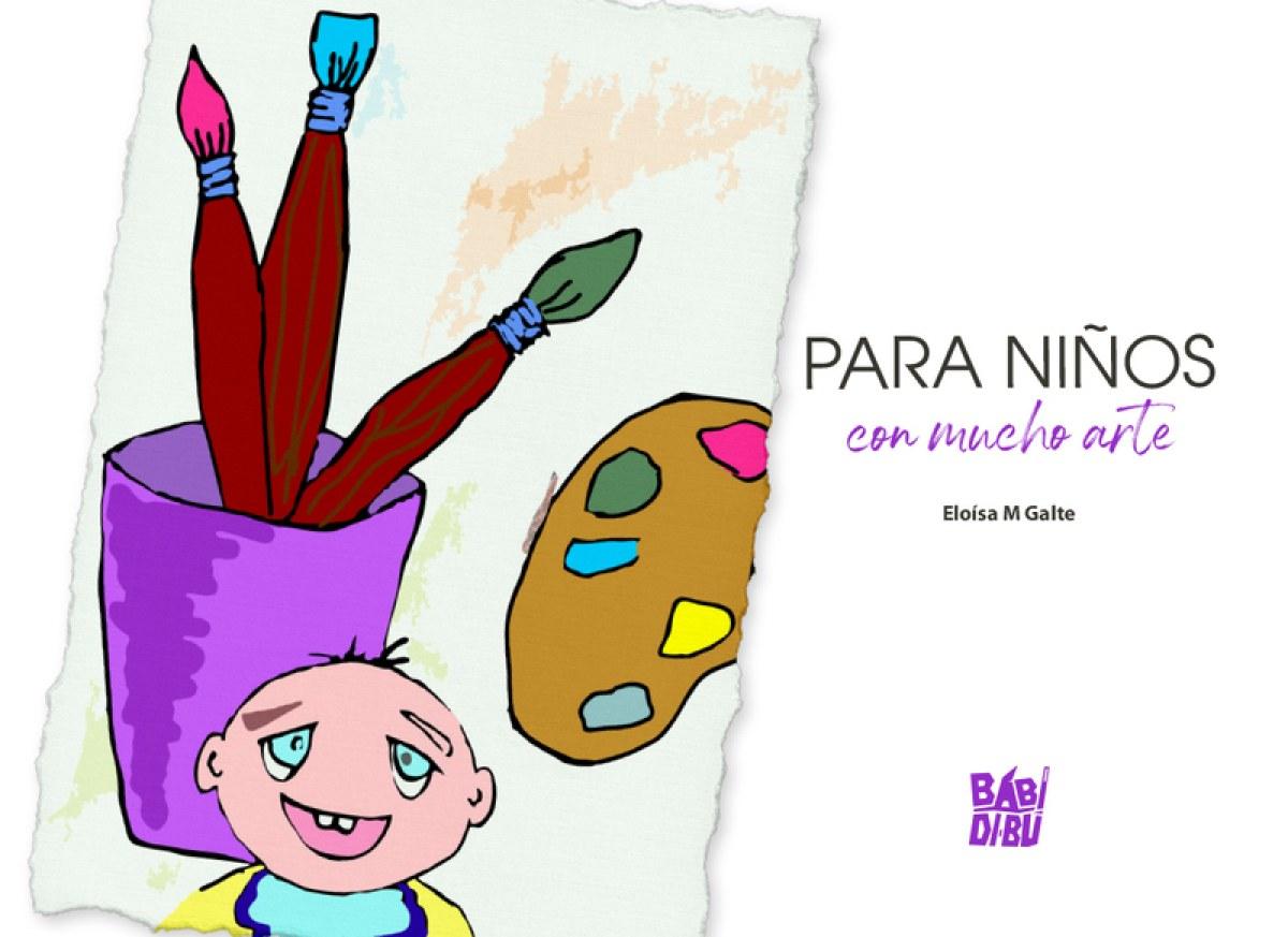 Para niños con mucho arte