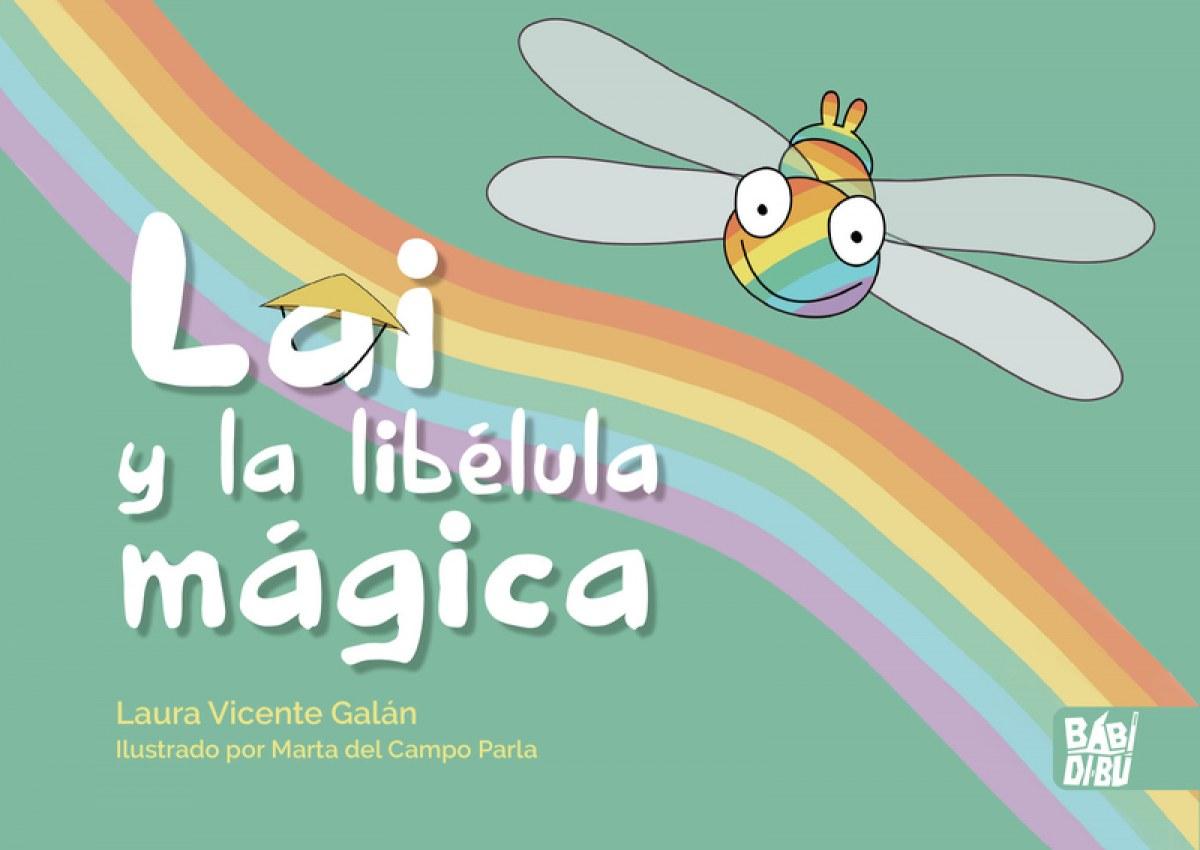 Lai y la libélula mágica
