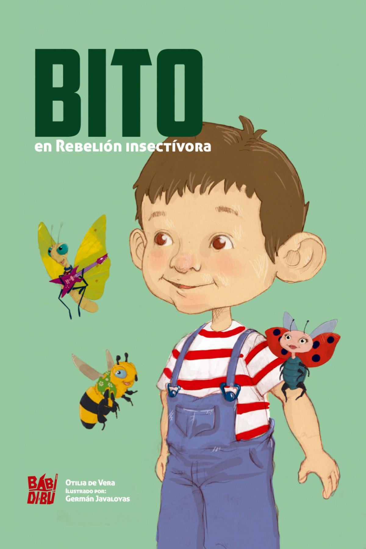 Bito en «Rebelión Insectívora»