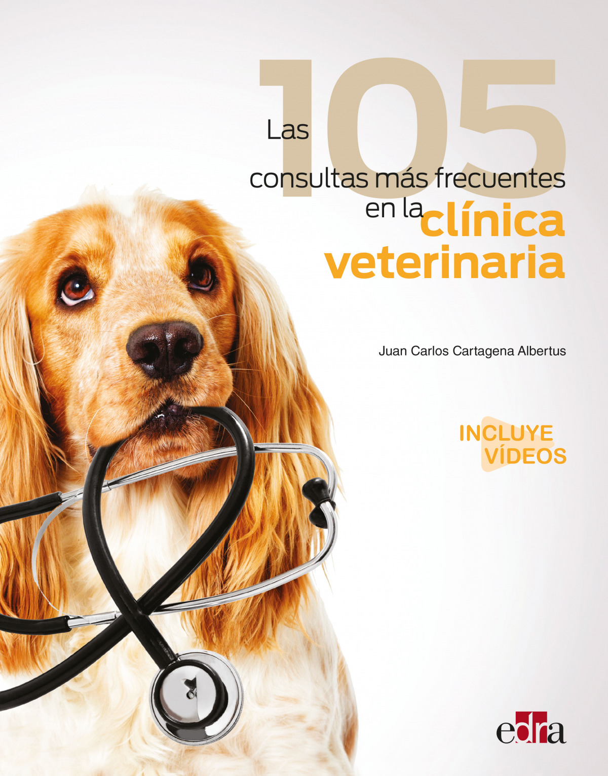 Las 105 consultas más frecuentes en la clínica veterinaria