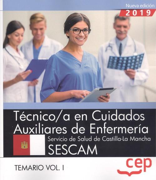 TÈCNICO/A EN CUIDADOS AUXILIARES DE ENFERMERÍA SESCAM