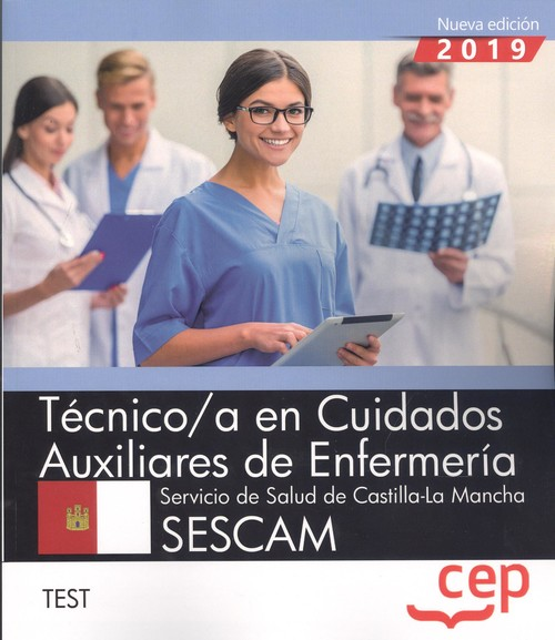 TÈCNICO/A CUIDADOS AUXILIARES DE ENFERMERÍA SESCAM