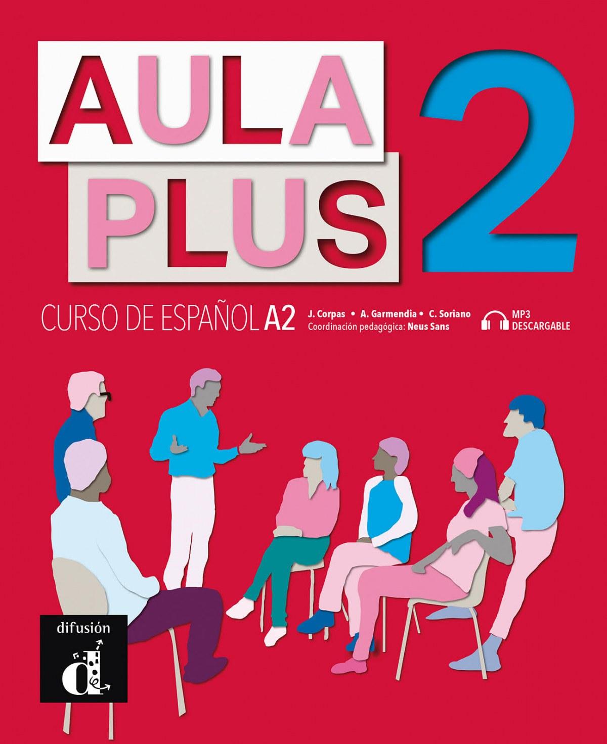 Aula Plus 2 . Libro del Alumno