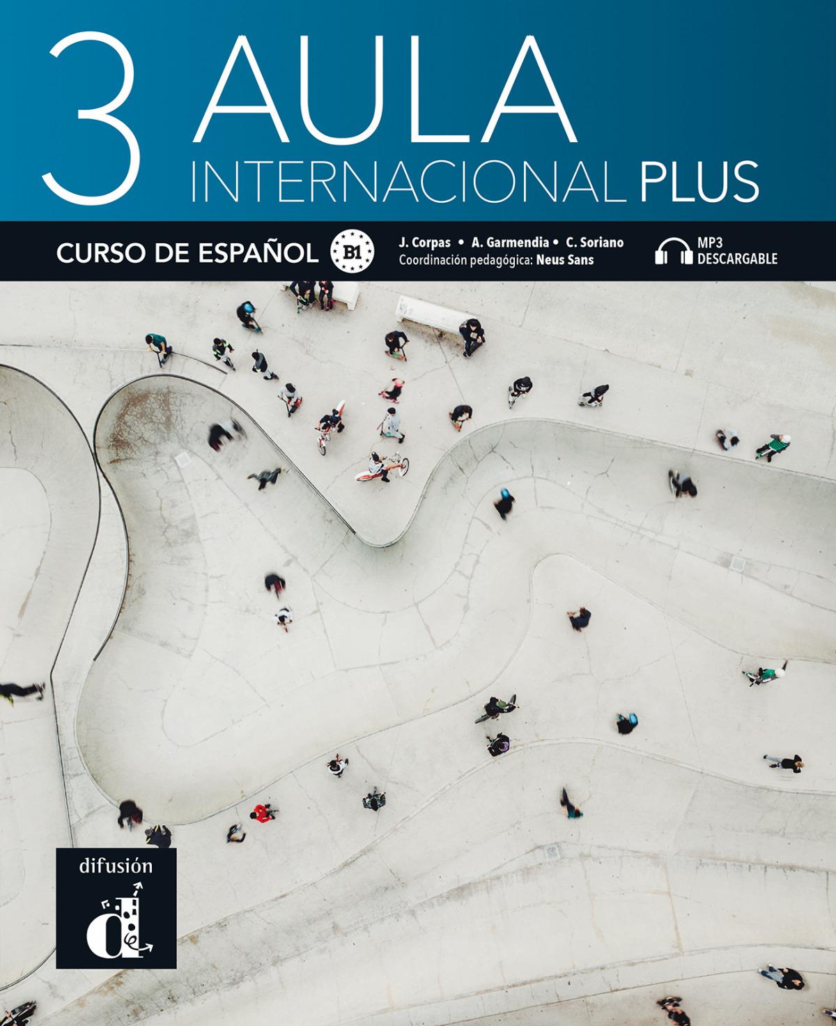 Aula Internacional Plus 3. Libro del Alumno