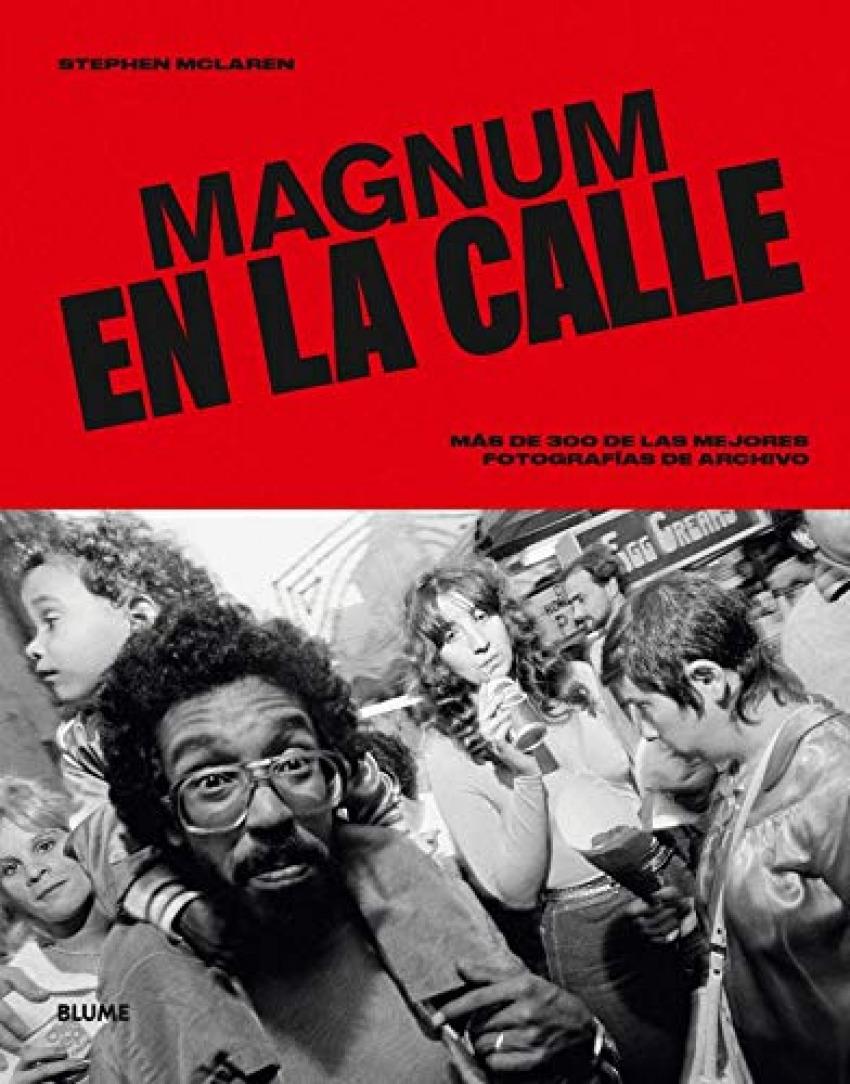 Magnum en la calle