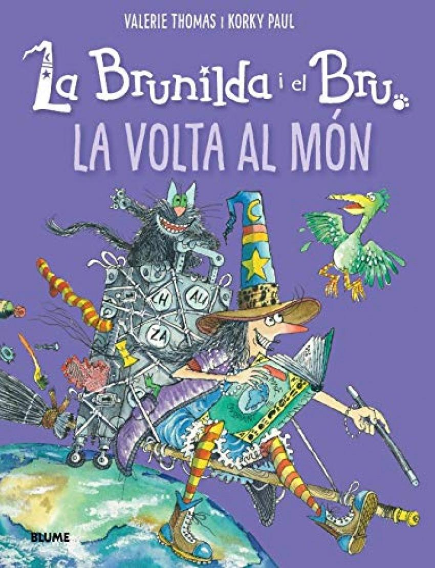 Brunilda i Bru. La volta al món