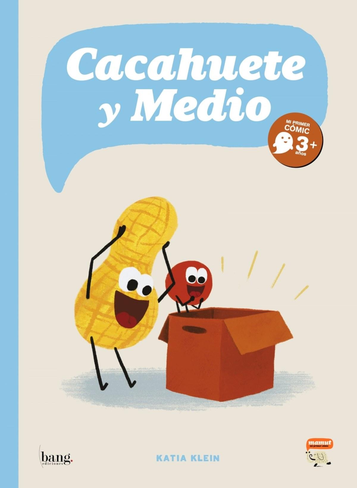Cacahuete y Medio