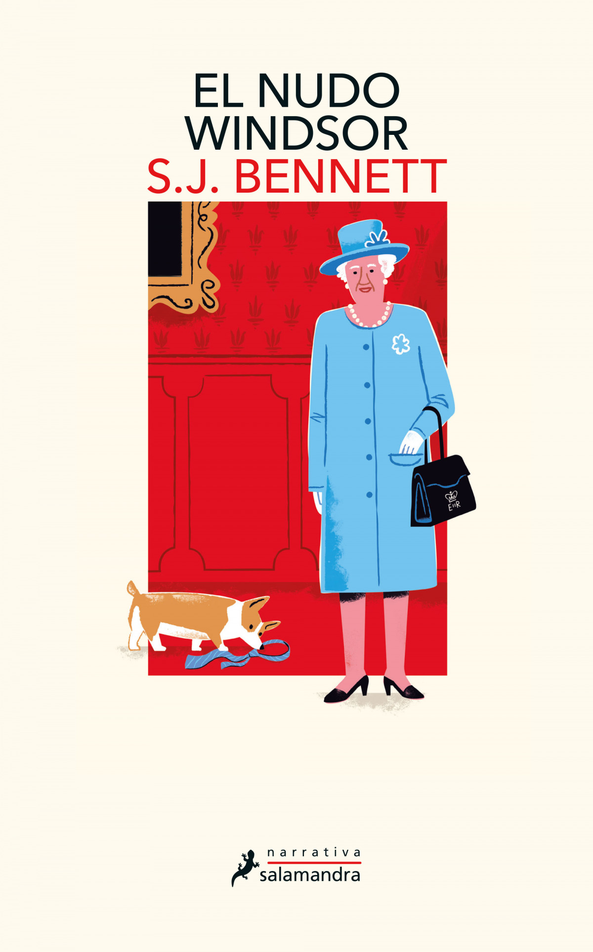 El nudo Windsor (Su Majestad, la reina investigadora 1)