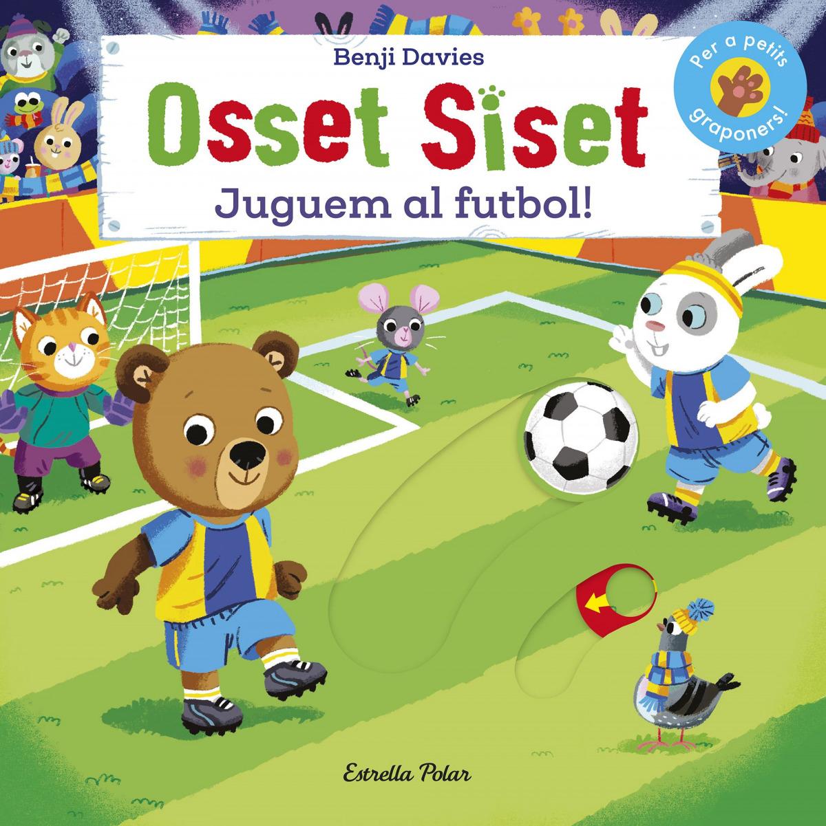 Osset Siset. Juguem al futbol