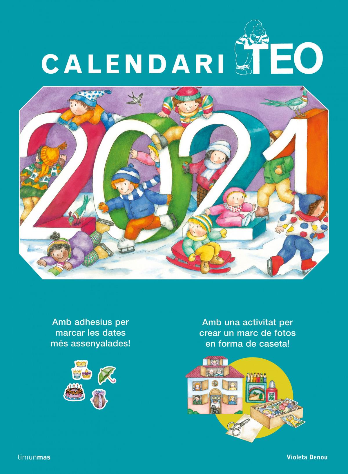 Calendari Teo 2021