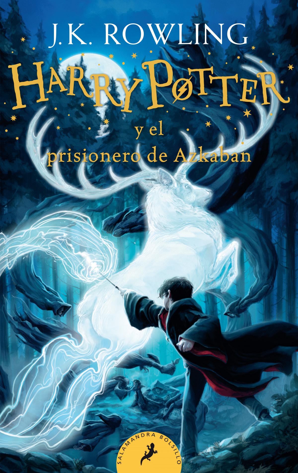 Harry Potter y el prisionero de Azkaban (Harry Potter 3)