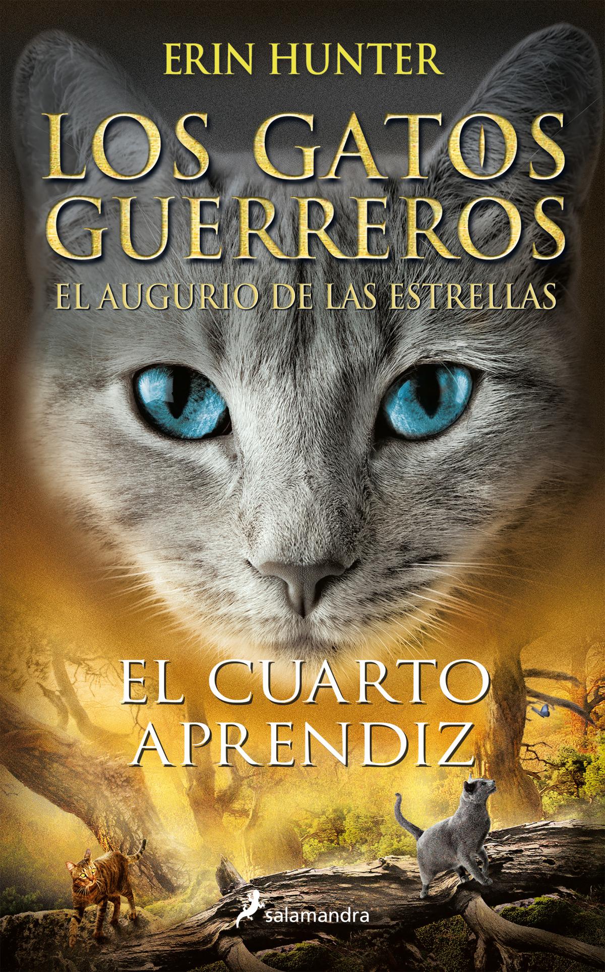 El cuarto aprendiz (Los Gatos Guerreros , El augurio de las estrellas 1)