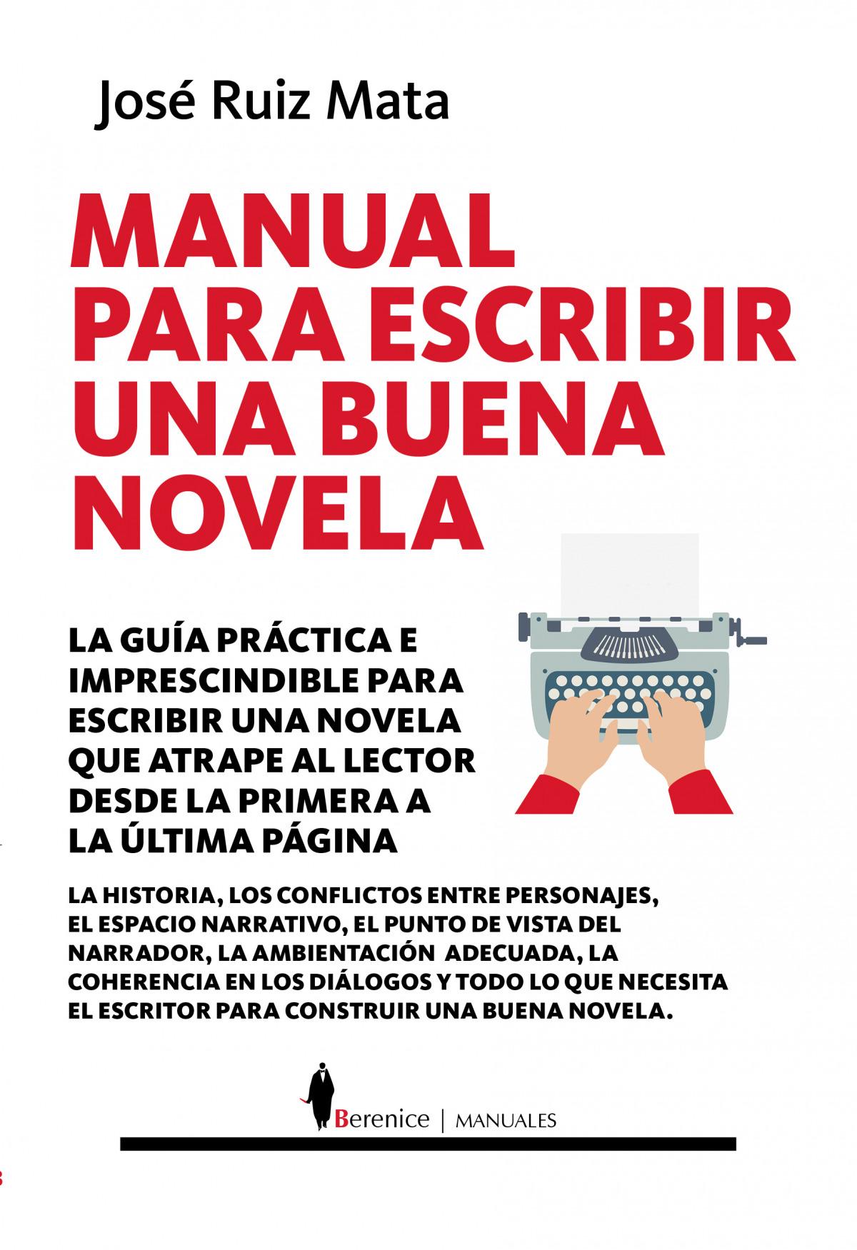 Manual para escribir una buena novela