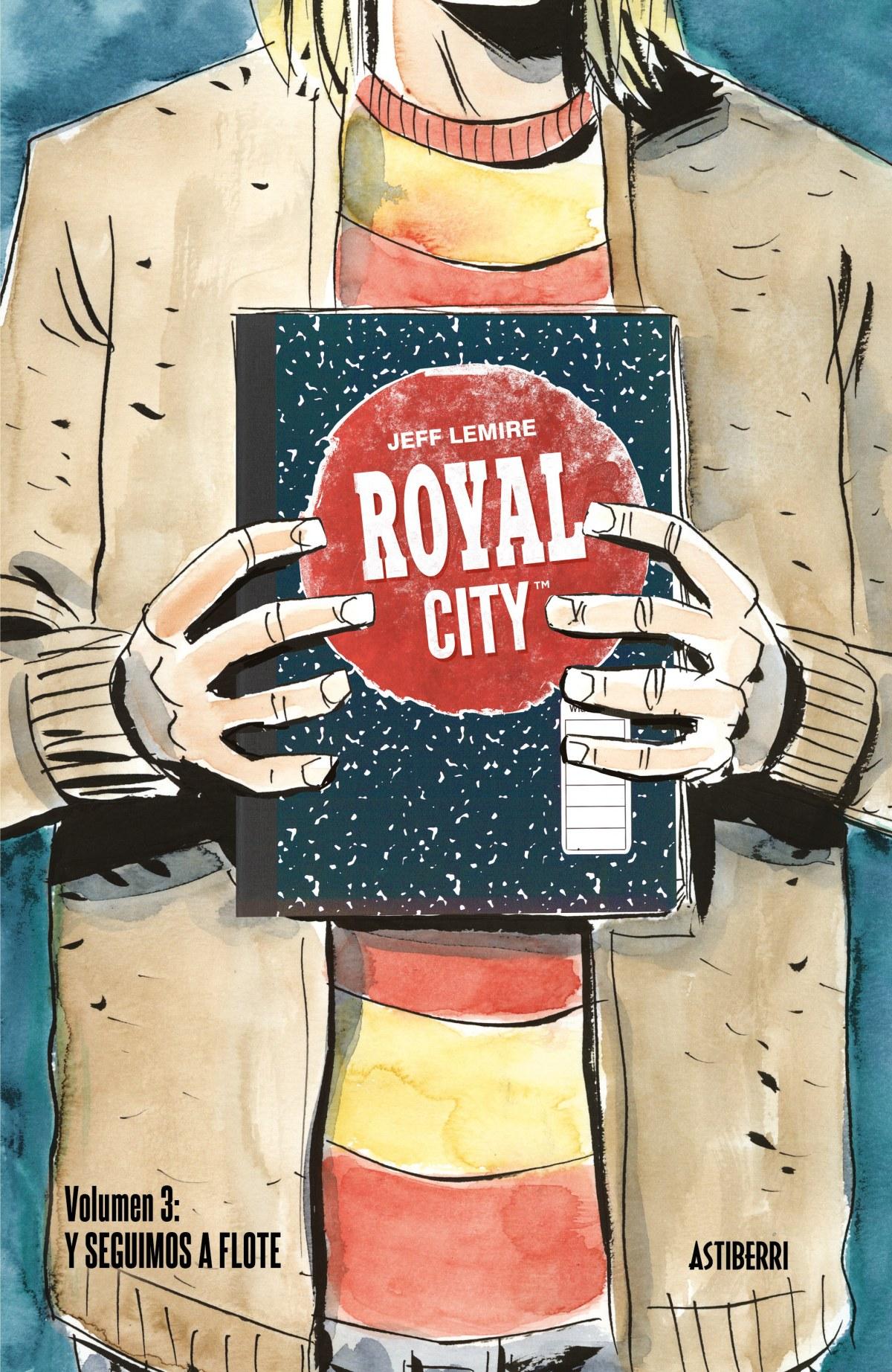 Royal City 3. Y seguimos a flote
