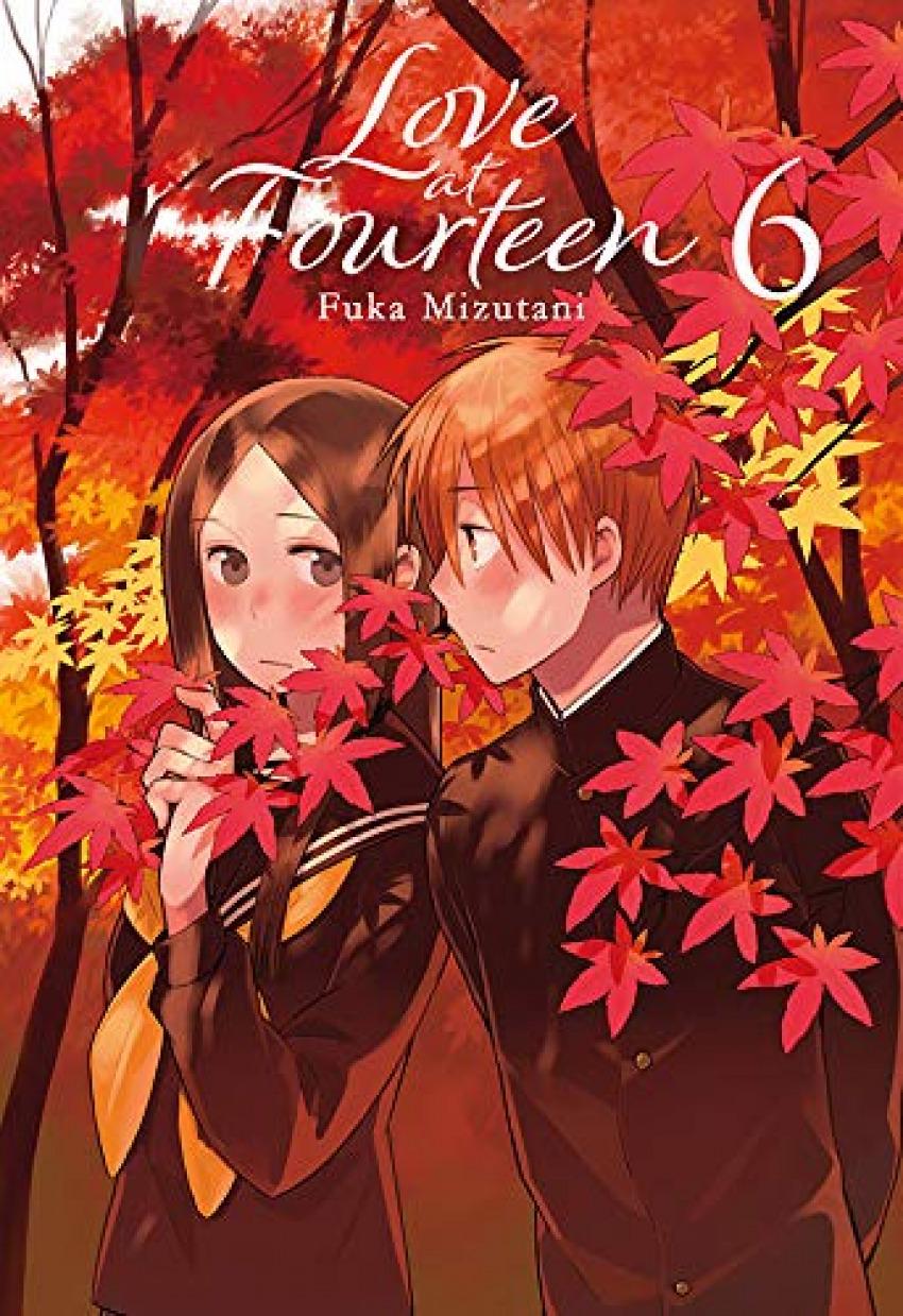 LOVE AT FOURTEEN 06