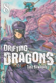 DRIFTING DRAGONS N 08