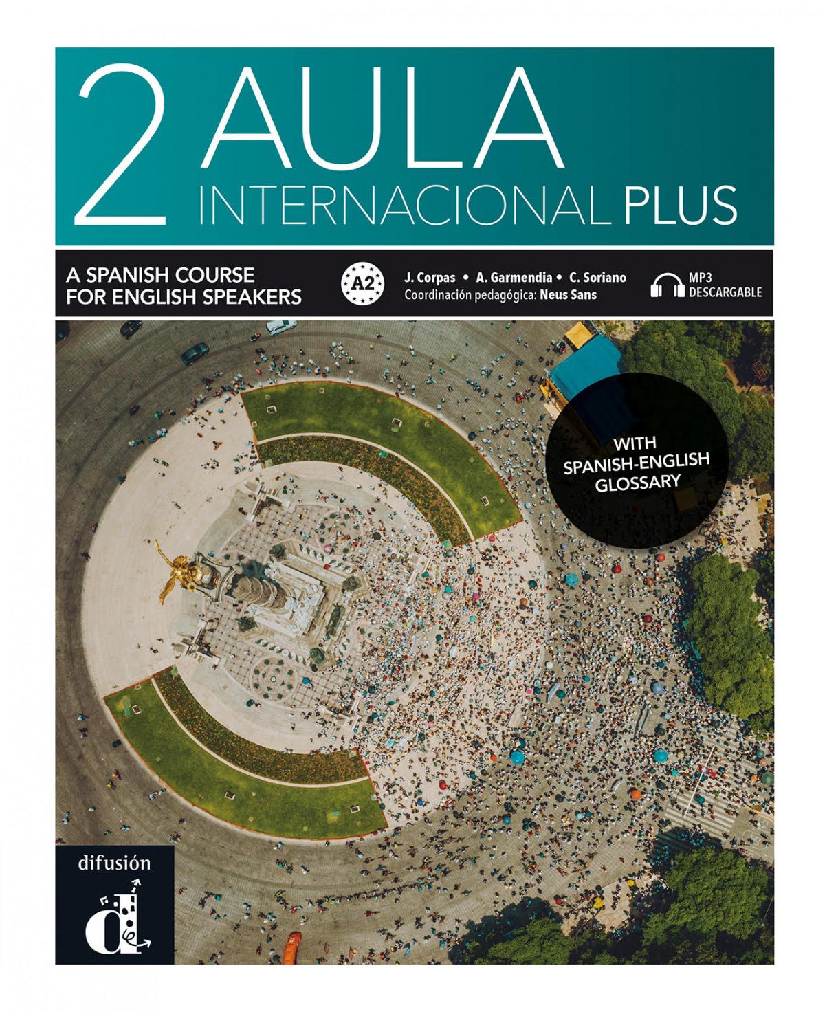 Aula Internacional Plus 2. Ed. Inglesa. Libro del Alumno