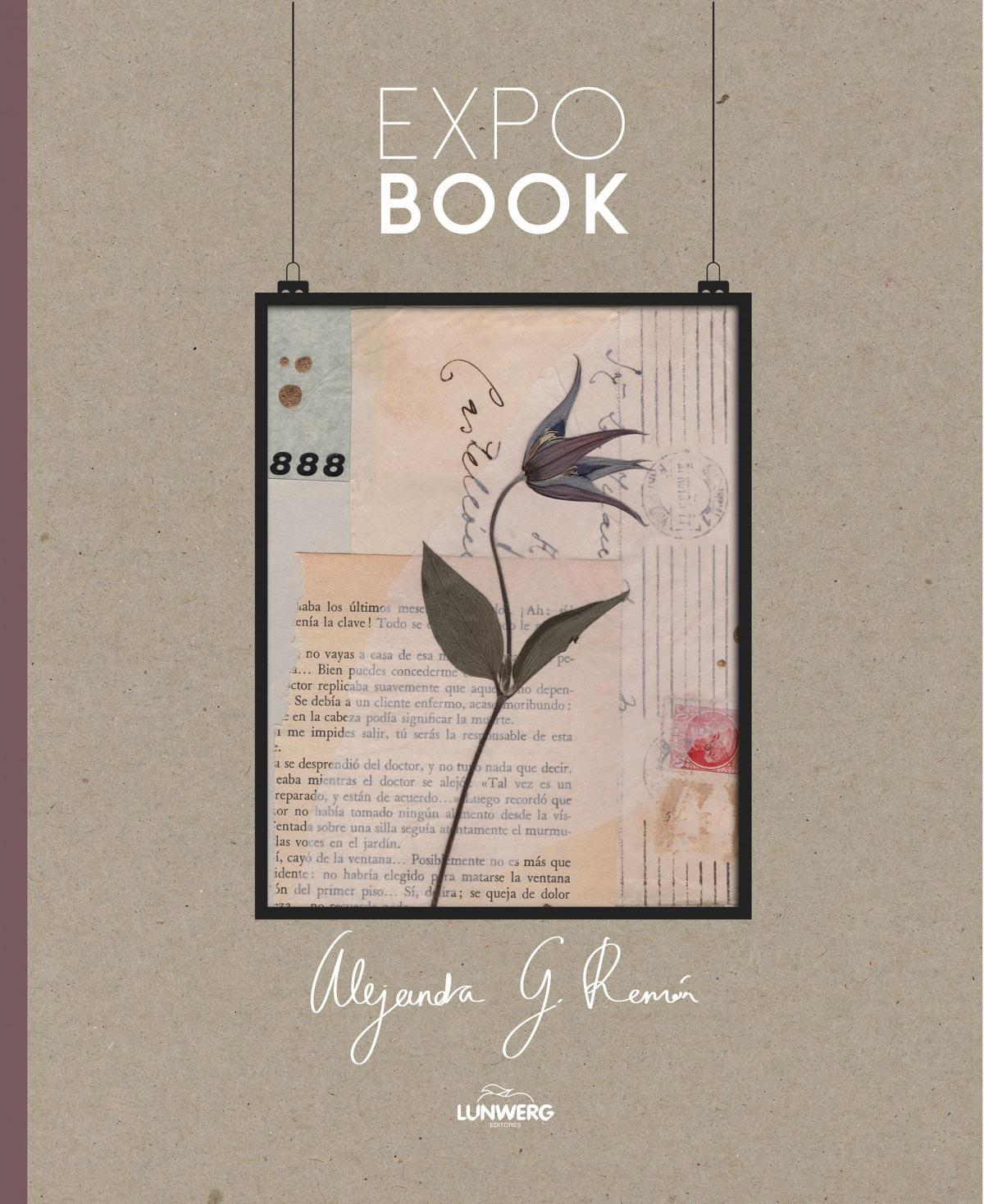 Expo book. Alejandra G. Remón