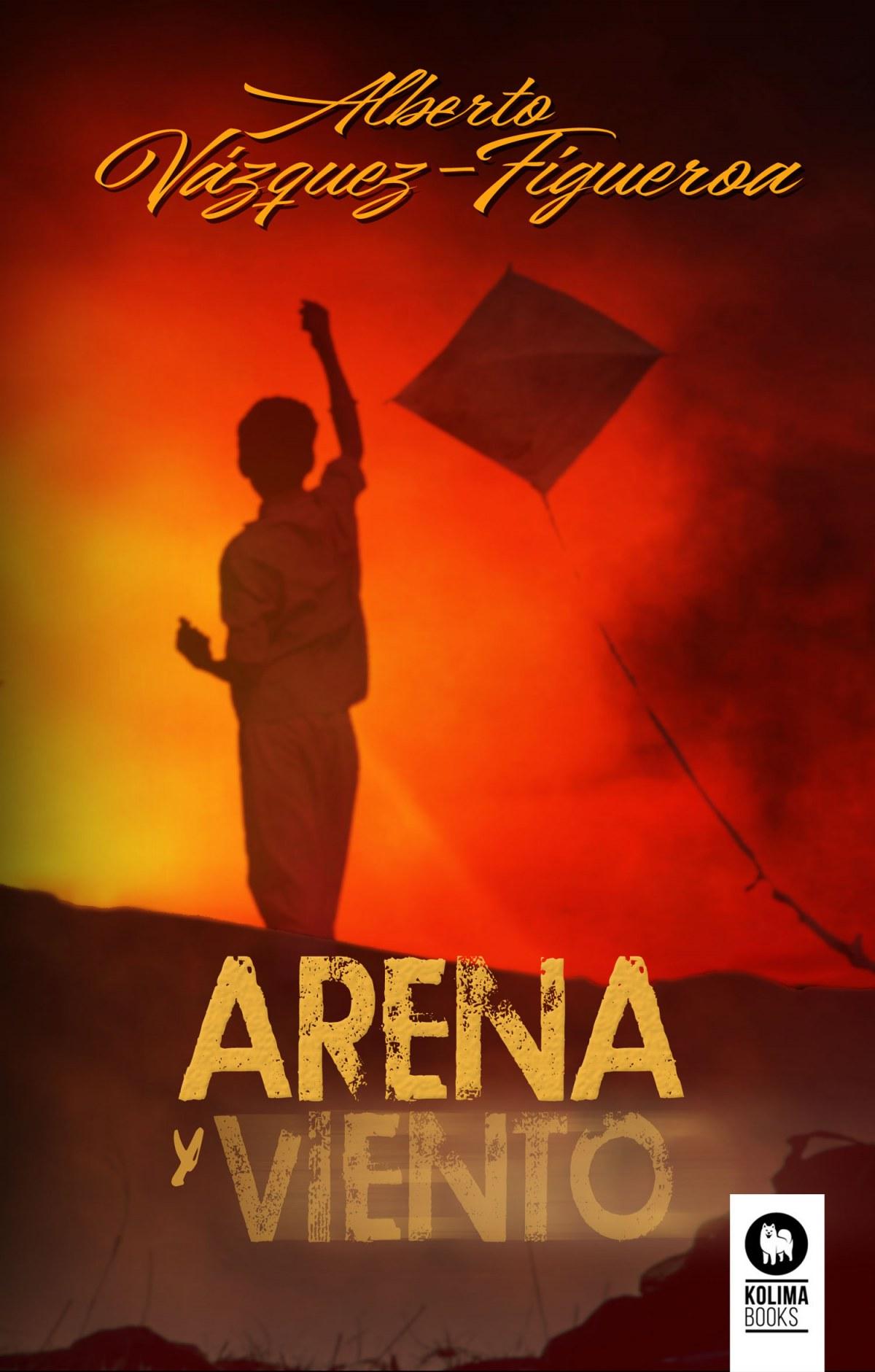 Arena y viento