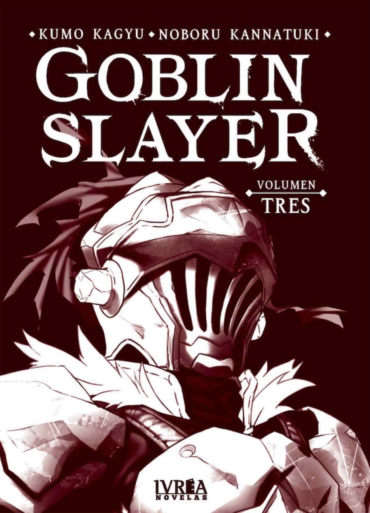 GOBLIN SLAYER 03 (NOVELA)