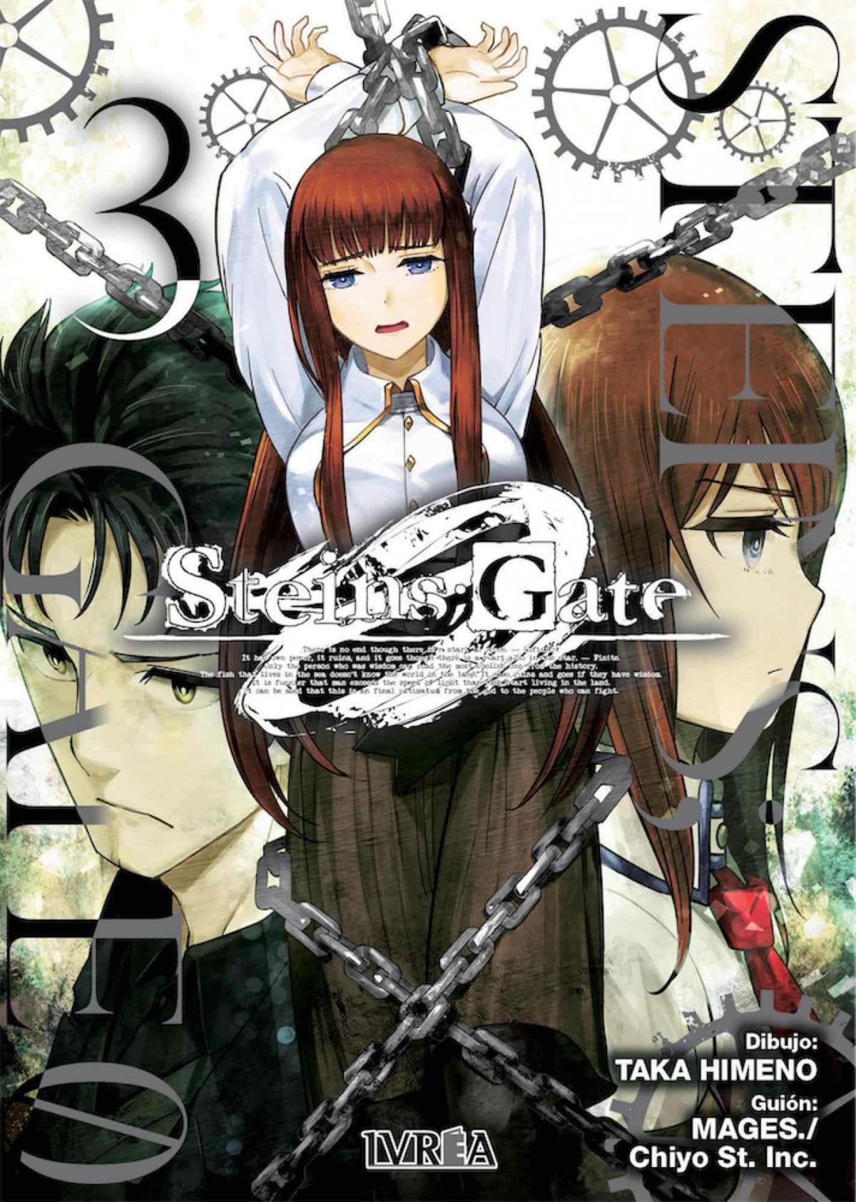 STEINS;GATE ZERO 03