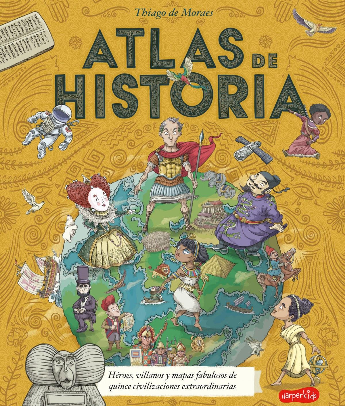 Atlas de historia