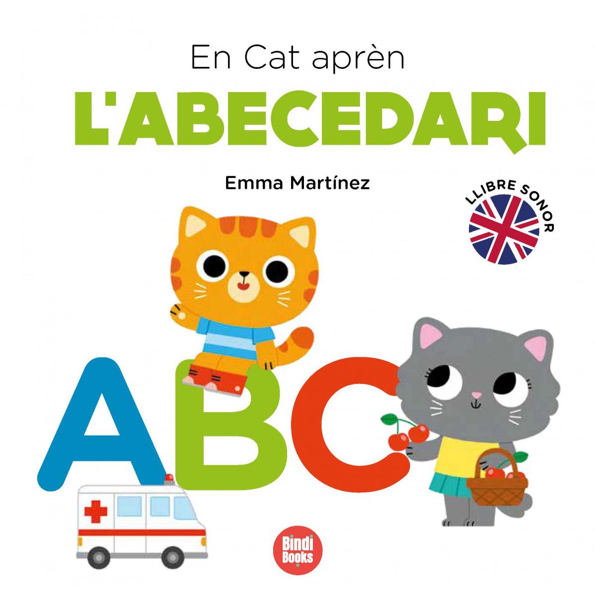 En Cat aprèn l'abecedari