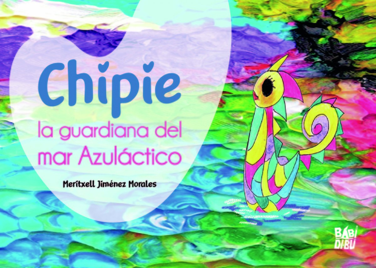 Chipie, la guardiana del mar Azuláctico