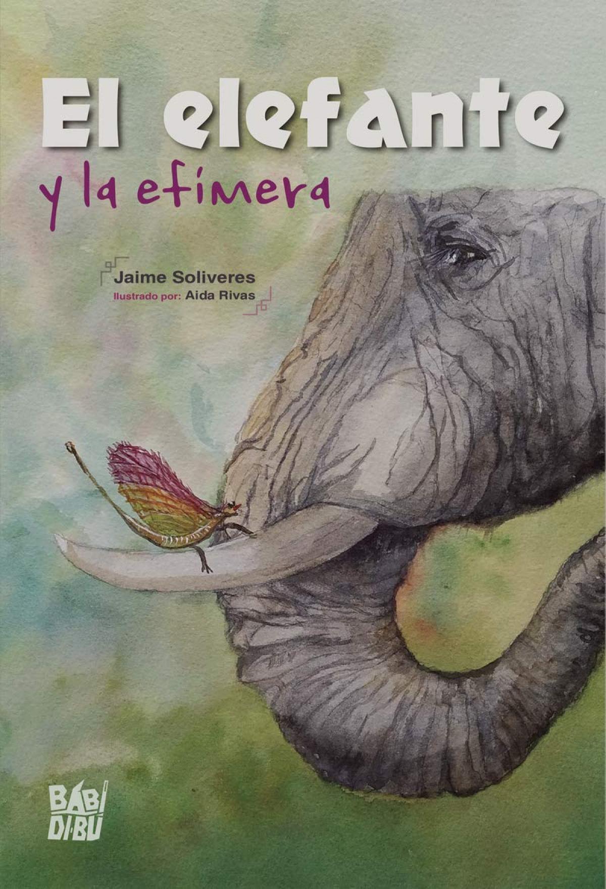 El elefante y la efímera