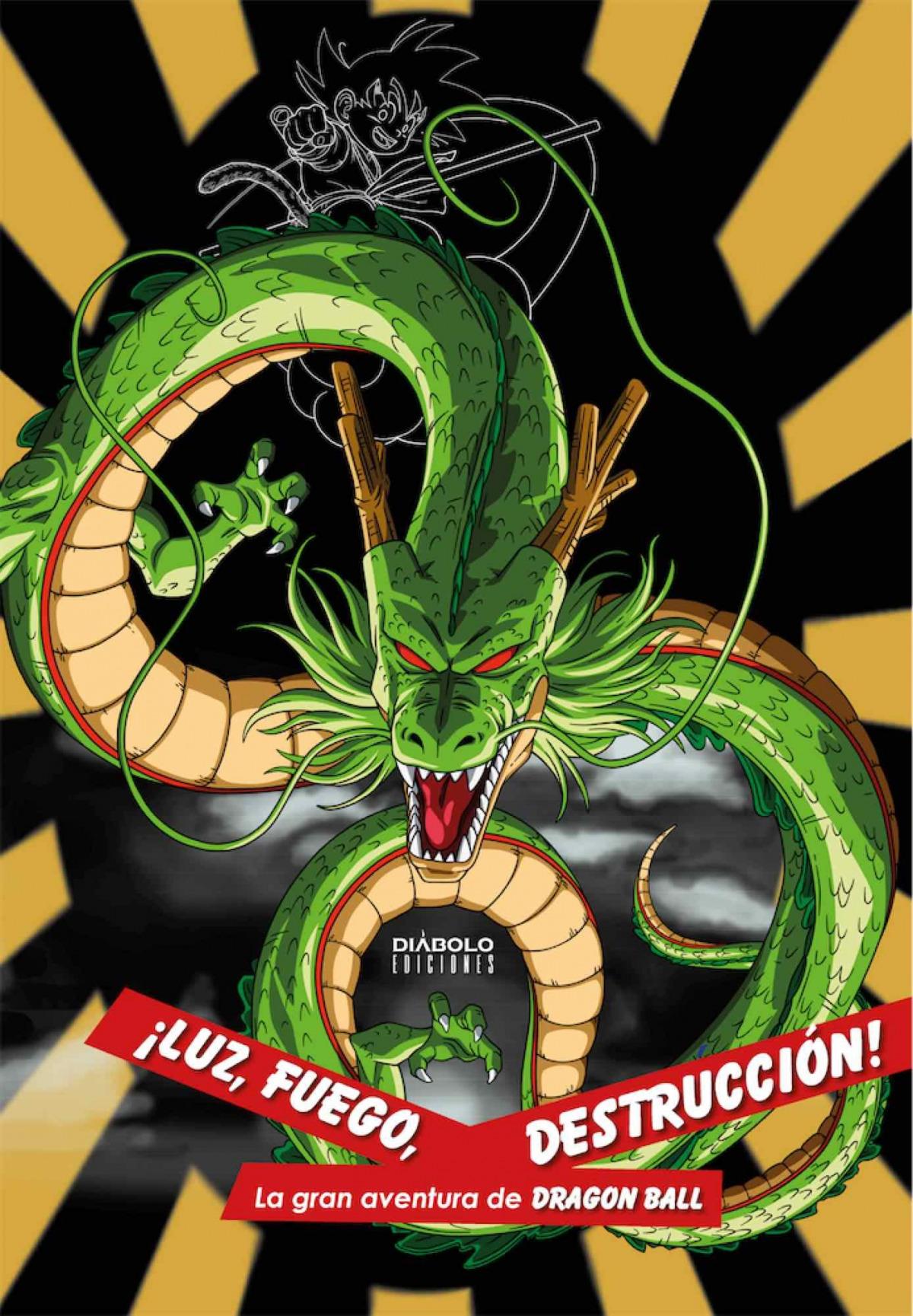 LUZ FUEGO DESTRUCCION