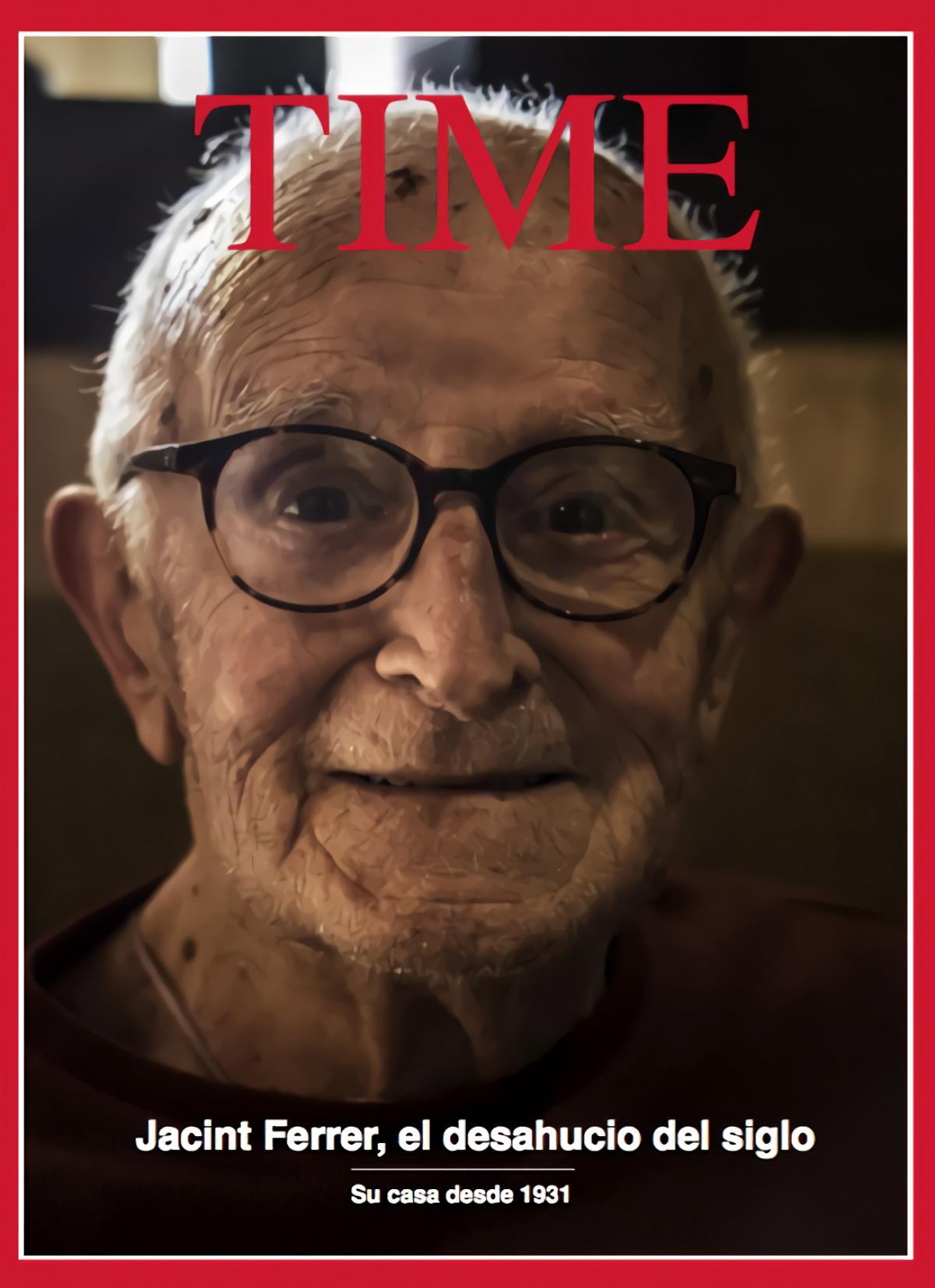 TIME: Jacint Ferrer, el desahucio del siglo