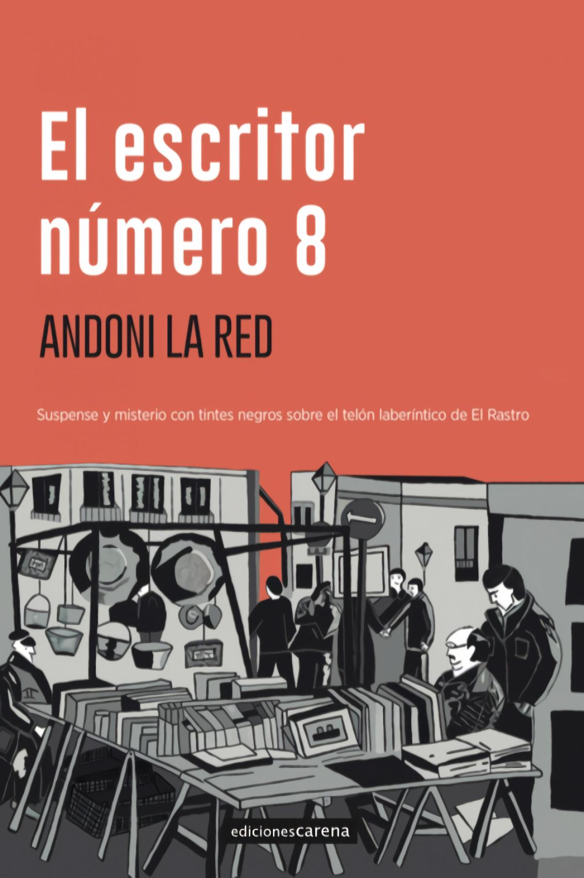 El escritor número 8